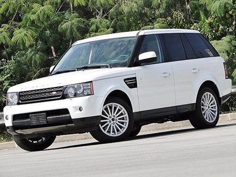 2012 Land Rover Range Rover Sport for sale in Marietta, GA