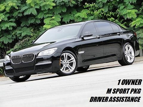 2014 BMW 7 Series for sale in Marietta, GA