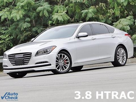 2015 Hyundai Genesis for sale in Marietta, GA