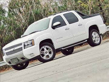 2011 Chevrolet Avalanche for sale in Marietta, GA