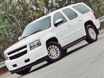 2008 Chevrolet Tahoe for sale in Marietta, GA