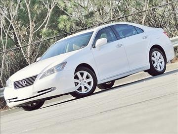 2007 Lexus ES 350 for sale in Marietta, GA
