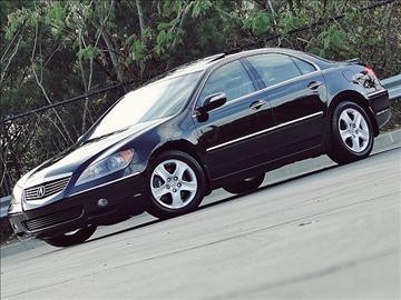 2005 Acura RL for sale in Marietta, GA