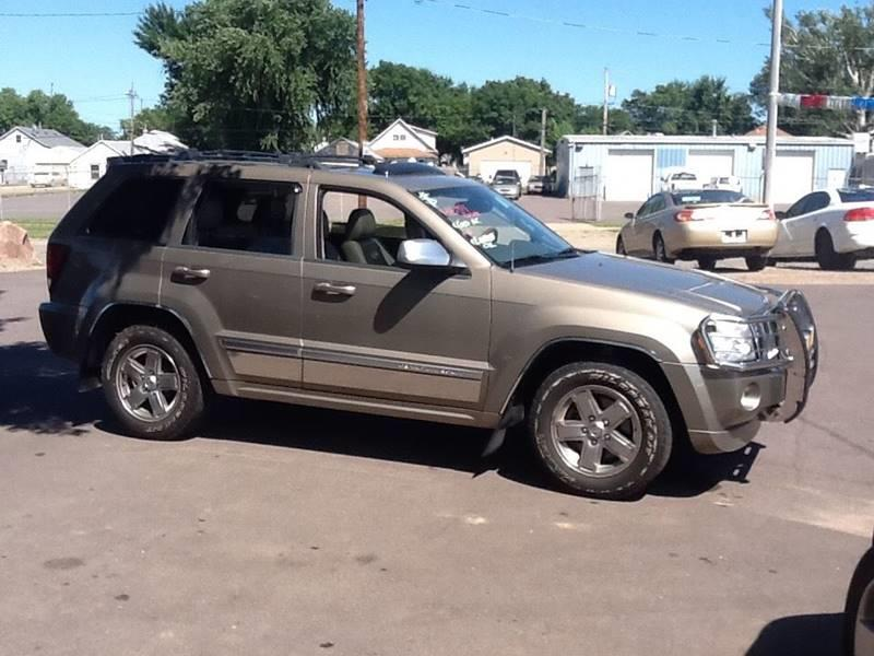 2006 Jeep Grand Cherokee Overland 4dr SUV 4WD - Sioux Falls SD