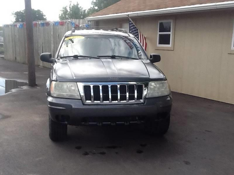 2004 Jeep Grand Cherokee Limited 4dr SUV - Sioux Falls SD