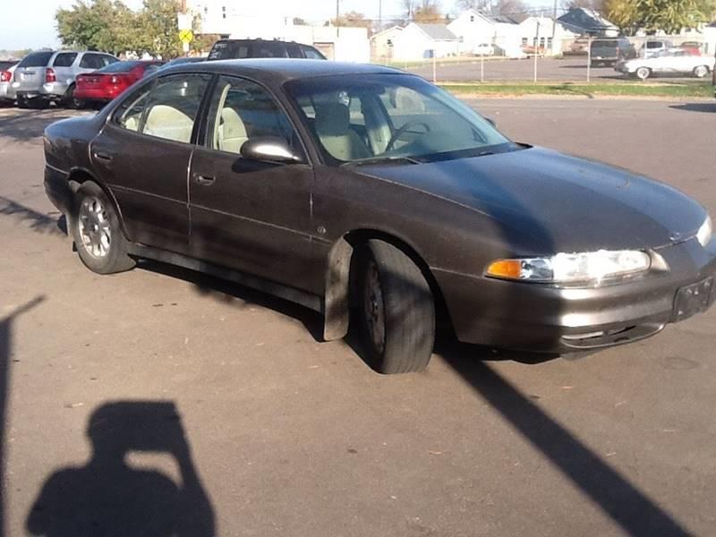 2001 Oldsmobile Intrigue GL 4dr Sedan - Sioux Falls SD