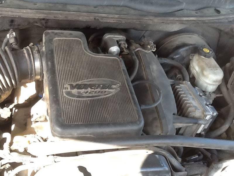 2002 Chevrolet TrailBlazer LT 4WD 4dr SUV - Sioux Falls SD