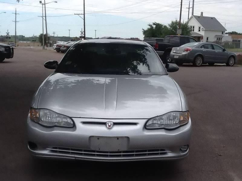 2004 Chevrolet Monte Carlo LS 2dr Coupe - Sioux Falls SD