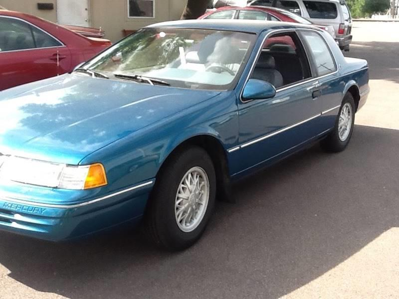 1993 Mercury Cougar XR7 2dr Coupe - Sioux Falls SD