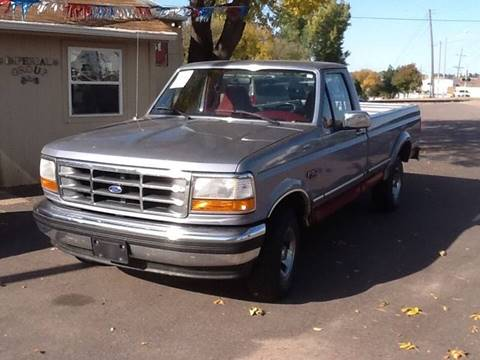 1995 Ford F-150 for sale in Sioux Falls, SD