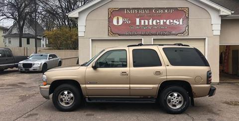 2000 Chevrolet Tahoe for sale in Sioux Falls, SD