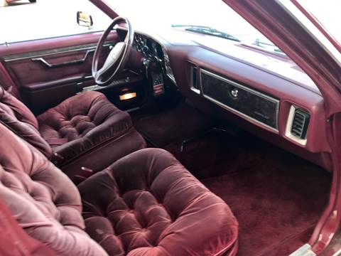 1987 Chrysler Fifth Avenue