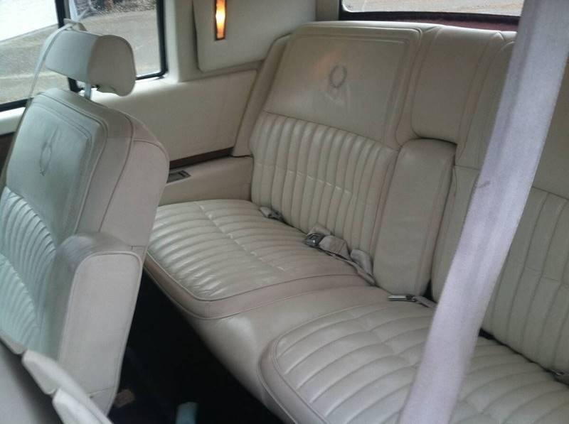 1985 Cadillac Eldorado 2dr Coupe - Sioux Falls SD