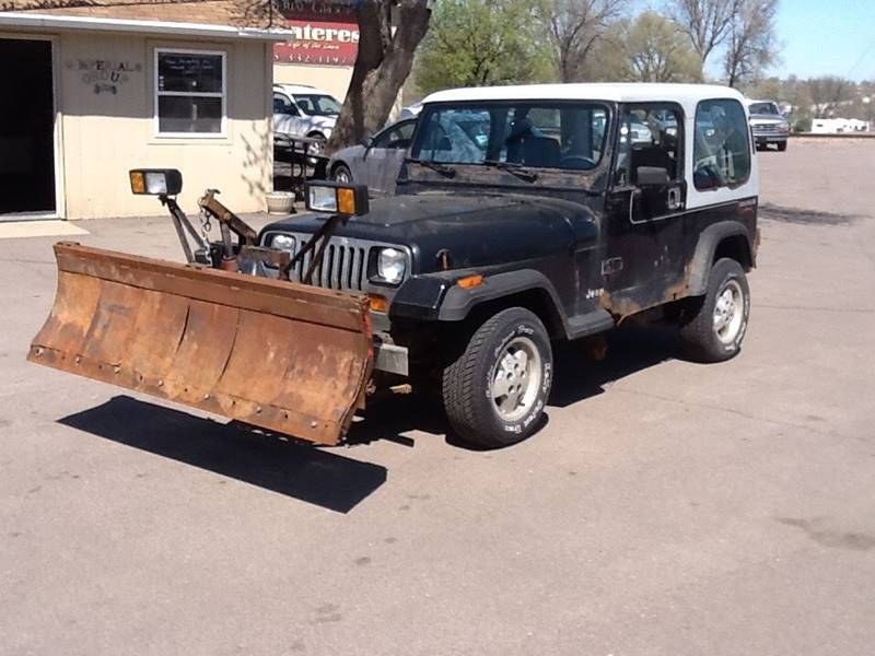 1989 Jeep Wrangler 2dr 4WD SUV - Sioux Falls SD