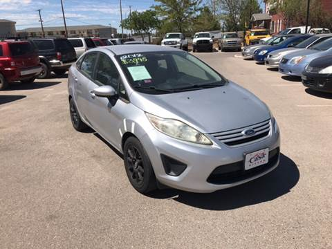 2012 Ford Fiesta for sale at Legend Auto Sales in El Paso TX