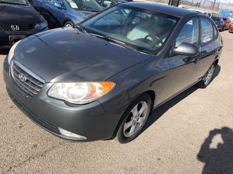 2008 Hyundai Elantra for sale at Legend Auto Sales in El Paso TX