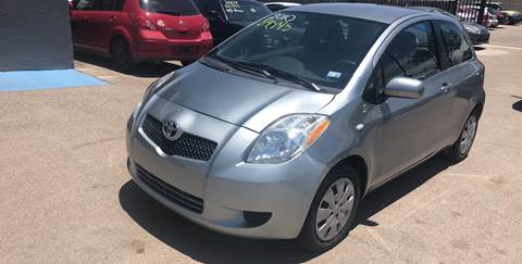 2010 Toyota Yaris for sale at Legend Auto Sales in El Paso TX