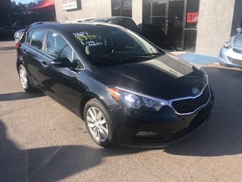 2014 Kia Forte5 for sale at Legend Auto Sales in El Paso TX