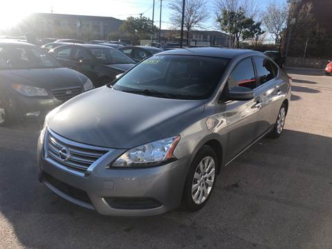 2013 Nissan Sentra for sale at Legend Auto Sales in El Paso TX