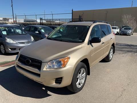 2009 Toyota RAV4 for sale at Legend Auto Sales in El Paso TX