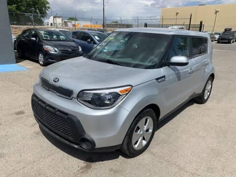 2015 Kia Soul for sale at Legend Auto Sales in El Paso TX