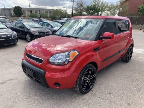 2010 Kia Soul for sale at Legend Auto Sales in El Paso TX