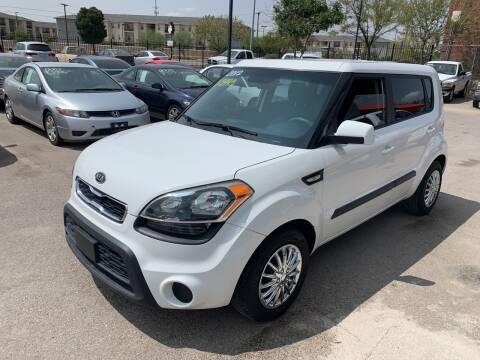2012 Kia Soul for sale at Legend Auto Sales in El Paso TX