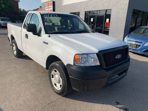 2007 Ford F-150 for sale at Legend Auto Sales in El Paso TX