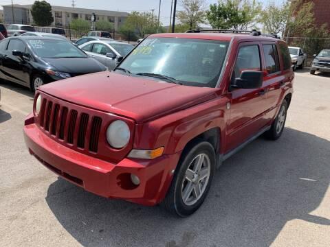 2007 Jeep Patriot for sale at Legend Auto Sales in El Paso TX