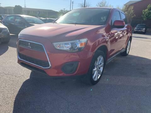 2013 Mitsubishi Outlander Sport for sale at Legend Auto Sales in El Paso TX