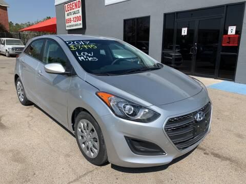 2017 Hyundai Elantra GT for sale at Legend Auto Sales in El Paso TX