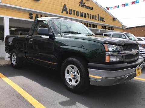2003 Chevrolet Silverado 1500 for sale in Cincinnati, OH