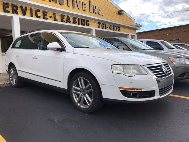 Volkswagen Passat 2008 Lux 4dr Wagon 6A (avail early Nov 07)