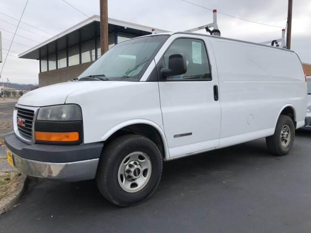 GMC Savana Cargo 2006 2500 3dr Van