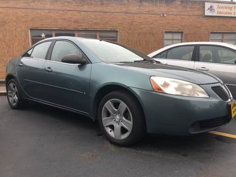 2009 Pontiac G6 for sale in Cincinnati, OH