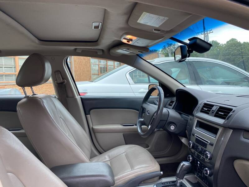 2011 Ford Fusion SEL 4dr Sedan - Cincinnati OH