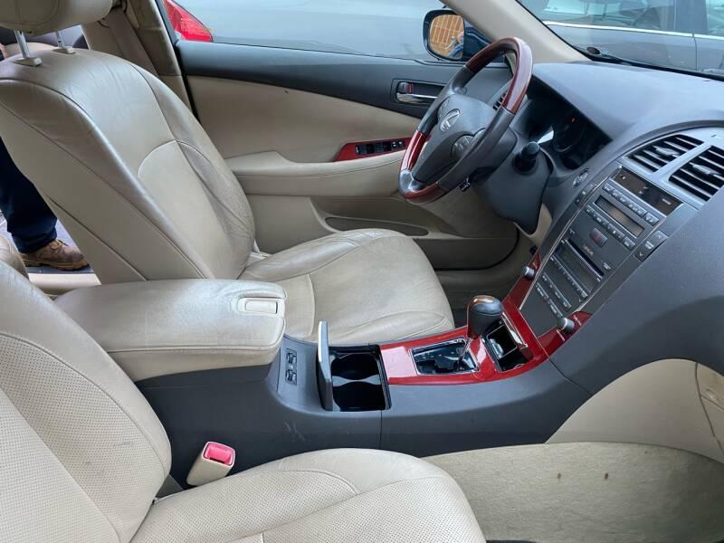 2009 Lexus ES 350 4dr Sedan - Cincinnati OH