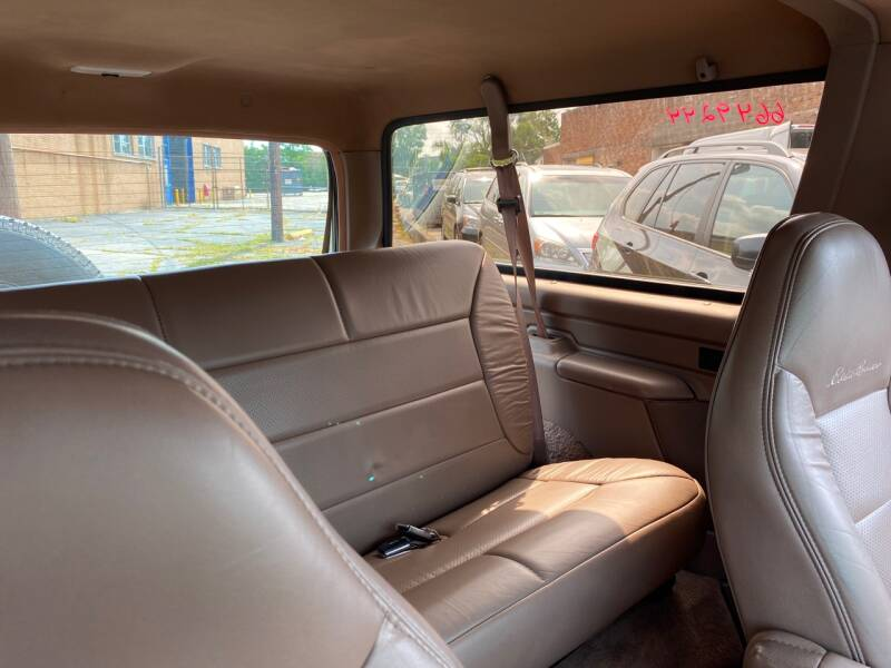 1994 Ford Bronco 2dr Eddie Bauer 4WD SUV - Cincinnati OH
