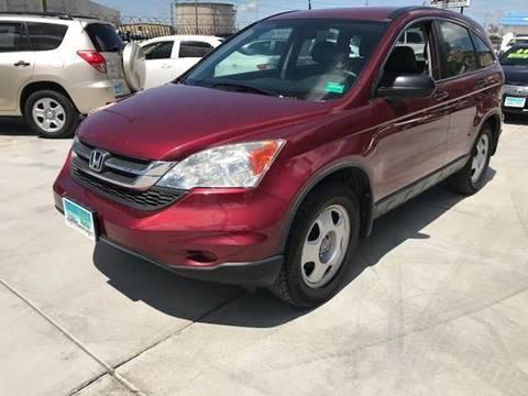2011 Honda CR-V for sale at GreenLight  Auto Sales in Modesto CA