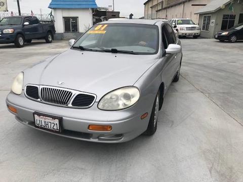 2001 Daewoo Leganza for sale in Modesto, CA