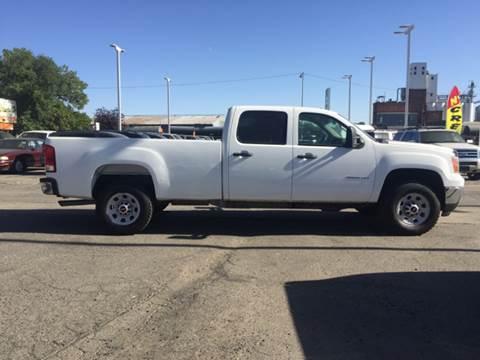 2012 GMC Sierra 3500HD for sale in Billings, MT