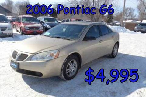 2006 Pontiac G6 for sale in Rapid City, SD