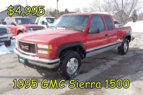 1995 GMC Sierra 1500 for sale in Rapid City, SD