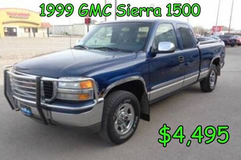 1999 GMC Sierra 1500 for sale in Rapid City, SD