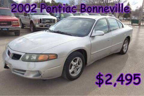 2002 Pontiac Bonneville for sale in Rapid City, SD