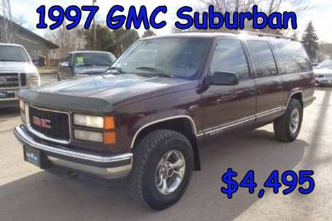 1997 GMC Suburban for sale in Rapid City, SD