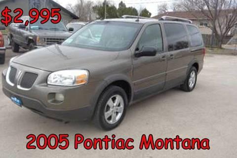 2005 Pontiac Montana SV6 for sale in Rapid City, SD