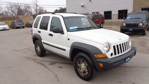 Liberty Jeep Rapid City >> Used 2007 Jeep Liberty For Sale In South Dakota