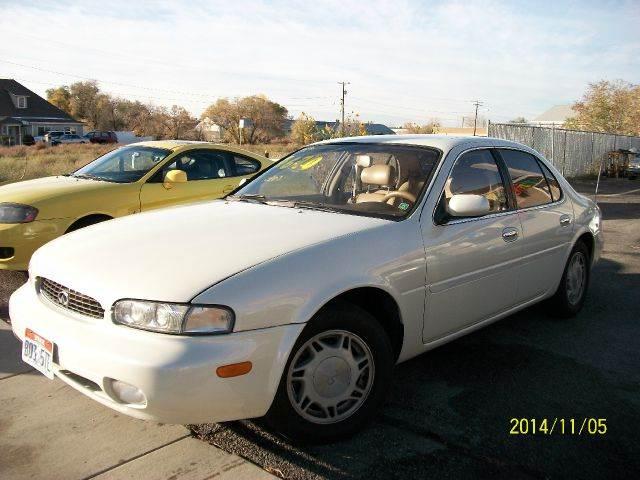 1995 Infiniti J30 for sale at Gold Star Auto Sales in Salt Lake City UT