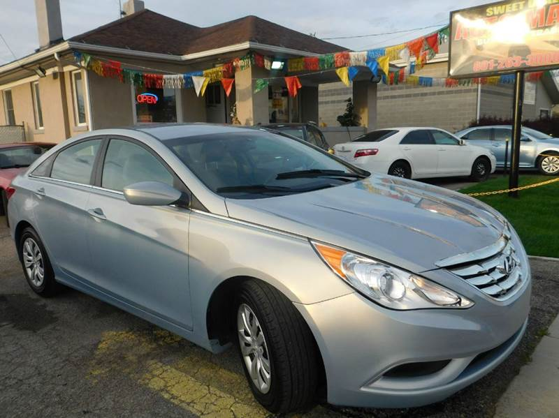 2012 Hyundai Sonata for sale at Gold Star Auto Sales in Murry UT